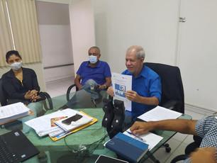 Governo de Valença celebra Termo de Cooperação para a implantação da Receita Federal