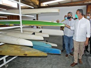 Governo do Estado entrega novo Centro de Canoagem em Ubaitaba com investimento de R$ 1,6 milhão