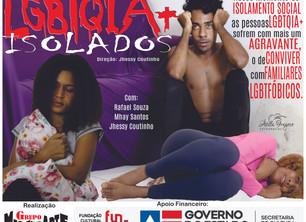 Valença tem projeto LGBTQIA+ ISOLADOS pelo Calendário das Artes