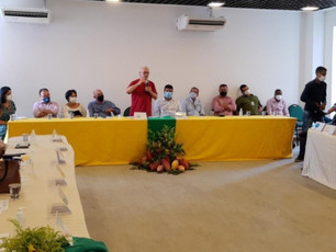 CIAPRA e SDR promovem encontro de consorciados para discutir projeto Cacau Mais