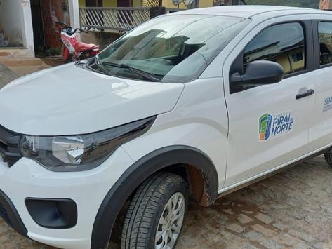 Piraí do Norte: Prefeitura adquire veículo 0KM para Secretaria da Educação