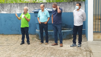 SAAE reinaugura Posto de Atendimento no Distrito de Guaibim