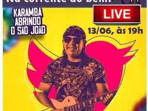 Vai rolar Forró do Social neste sábado 13/06!!!