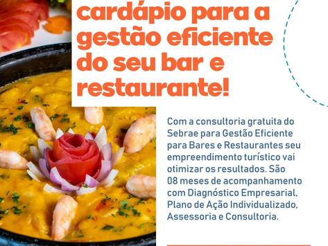 Valença - Consultoria gratuita para bares e restaurantes