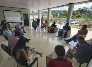 Prefeitos do Baixo Sul unem forças para combater o novo coronavírus na região