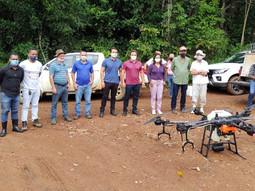 Heveicultores do Baixo Sul buscam apoio tecnológico para o combate à Crosta Negra