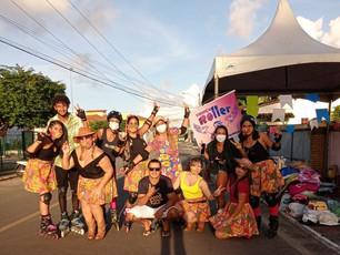 Grupo Valença Roller realiza 1o Rolê Junino Solidário