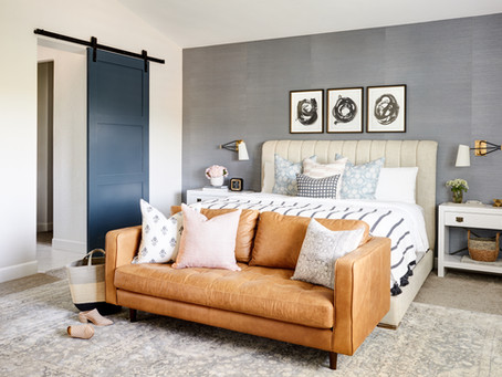 Mountain View Project Reveal: Master Bedroom