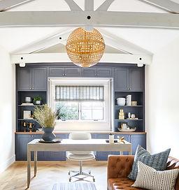 Lexi Westergard Design + 51st Street Reno Project Reveal + Den