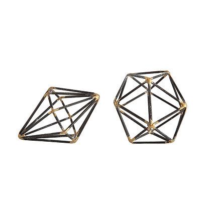 Metal Geometric Object