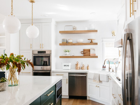 What a Designer Considers for Their Own Renovation