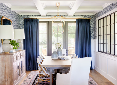 51st Reno Project Reveal: Dining Room
