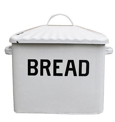 Vintage Style Bread Box