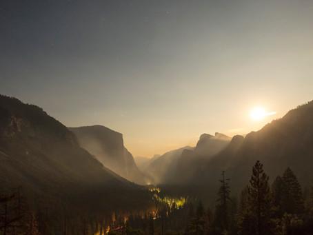 Wildfires of Yosemite