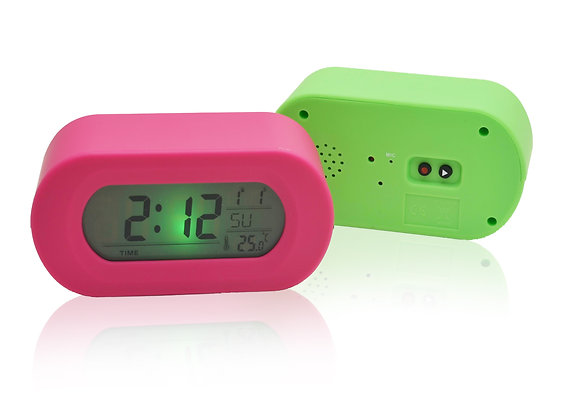 TT-8119  Voice Recording Alarm Clock