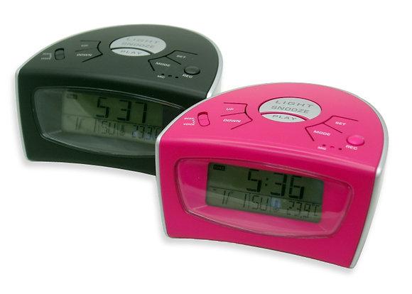 TT-1212  Voice Recording Alarm Clock
