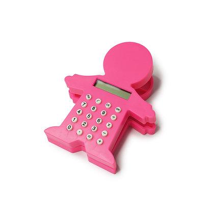 TT-7151 Human body shape calculator with clip