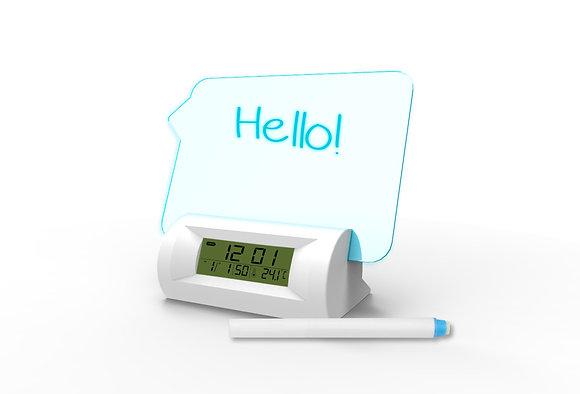 TT-8228 Memo Board Alarm Clock