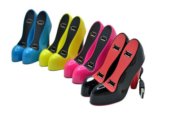 TT-8237 High Heels Design USB Hubs