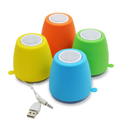 TT-1218 Silicone Portable Speaker