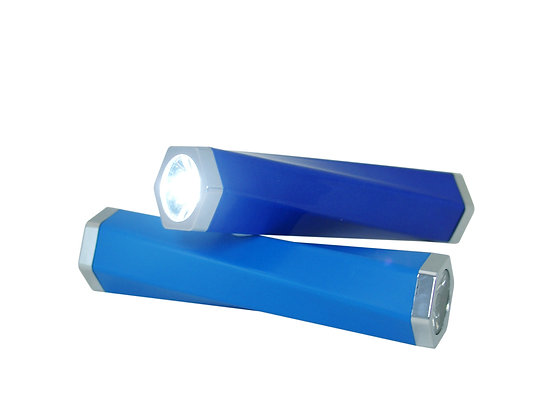 TT-6155 Portable Power Bank with Torch