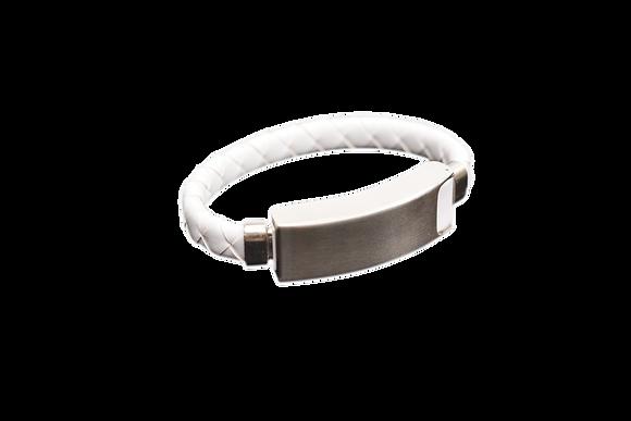 TT-6256 PU Braided USB Bracelet
