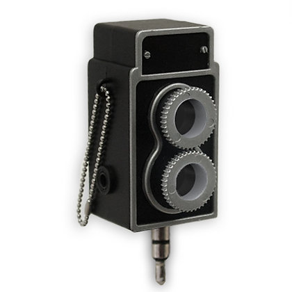 TT-1318 Retro Cam Design Splitter with Light