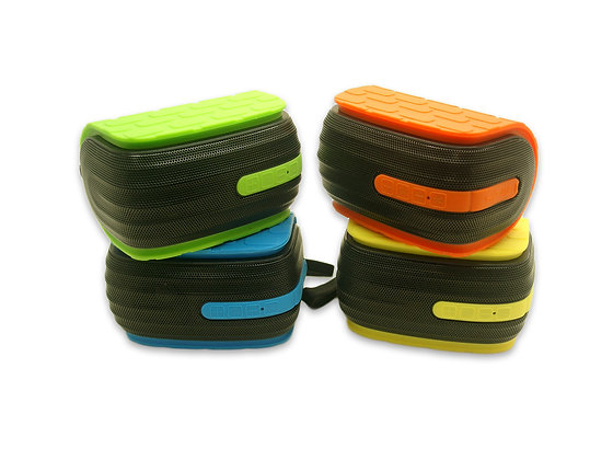 TT-6152 Silicone Bluetooth Hands Free Speaker