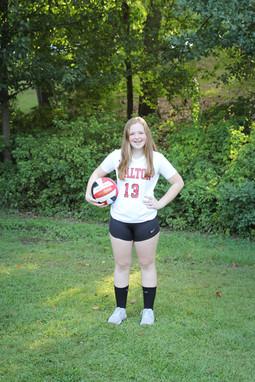 Katie Dewitt #13