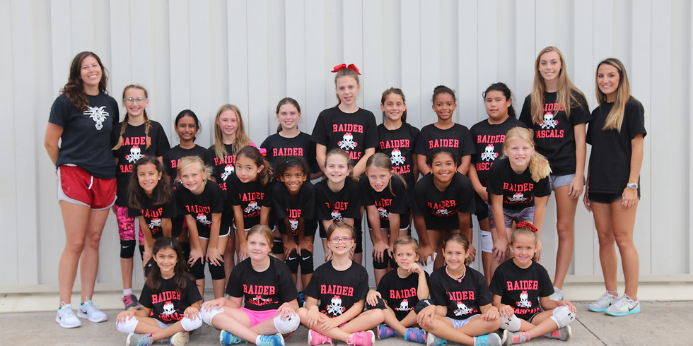 Elementary School LearnToLove Volleyball 5-Day Camp
