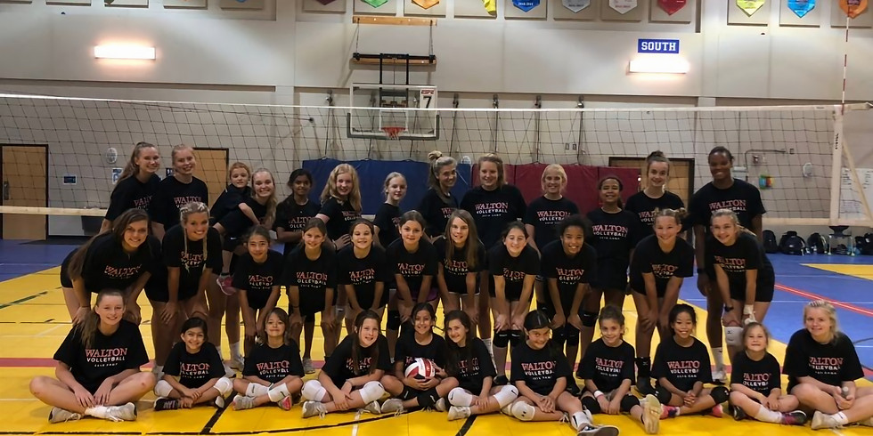 Middle School Tune-Up Volleyball Spring Clinic