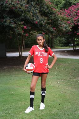 Ashlee Gomes #9