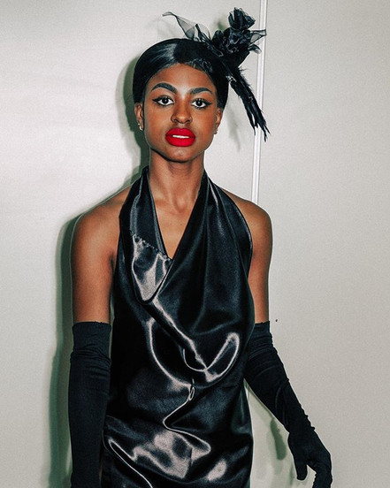 Look No.2 - Opulence show. RED designs. Photo taken by Adam P