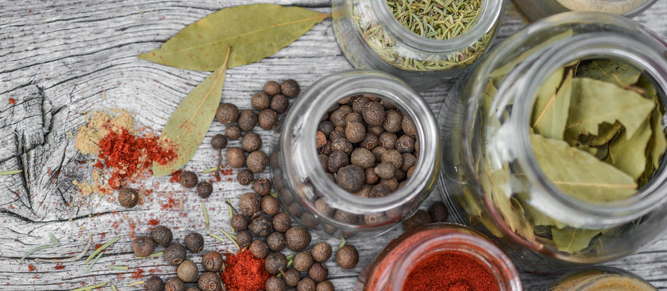 Rightsizing Tips: Spices