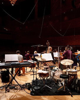Performing with Melbourne Symphony Orchestra, Lior and Ade Vincent