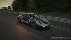 Porsche GT3 Helimedia - Tsukuba 2018