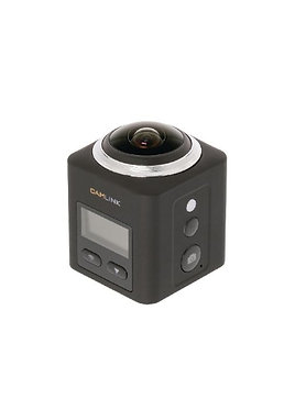 Action Sport Camera 360° 2K - 16MP