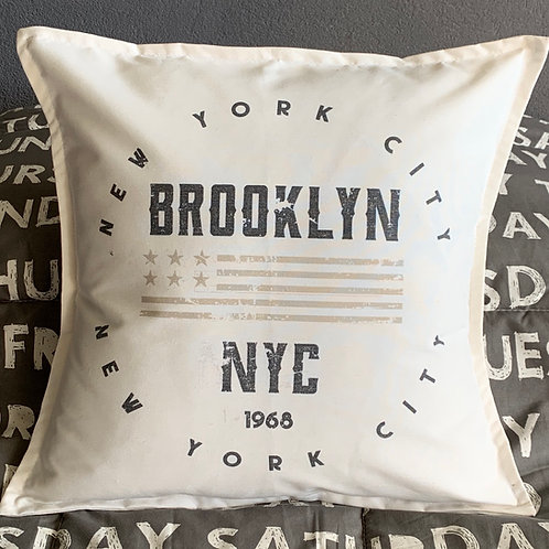 Almohadón Brooklyn