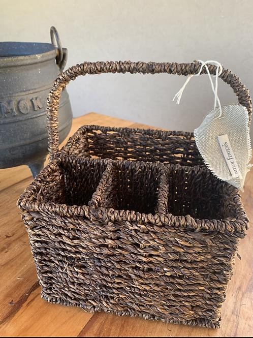 Porta Cubiertos Seagrass