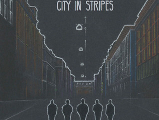 City in Stripes debut album OUT NOW!