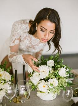Industrial Luxe Wedding