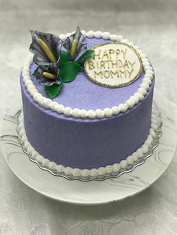 Calla Lily Cake