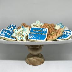 Chanukkah Cookies