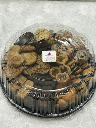 Tray - Assorted Baked Goods