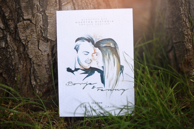 La boda de Fanny & Borja
