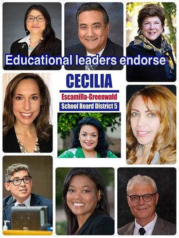 Cecilia with Ed Leaders.jpg