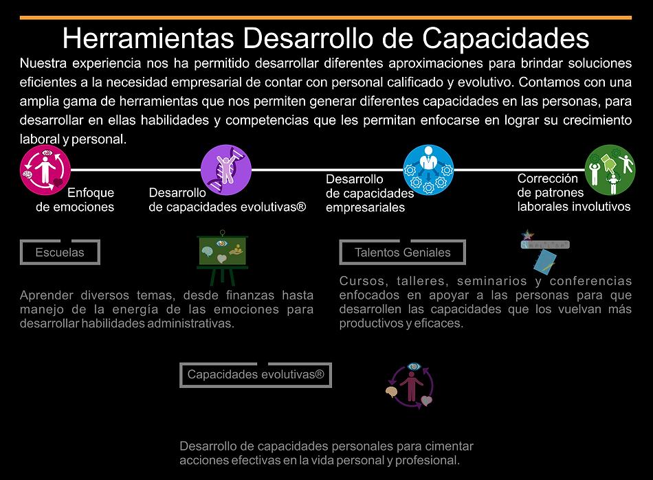 HERRAMIENTAS DESARROLLO DE CAPACIDADES.p