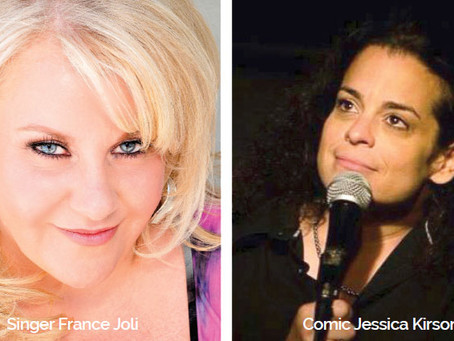 Singer France Joli and Comic Jessica Kirson to Perform at Women's Pride in the Pines