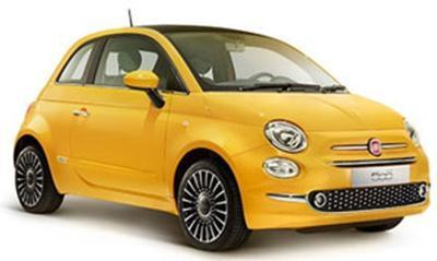 Darra Gordon Wins Fiat Car Raffle