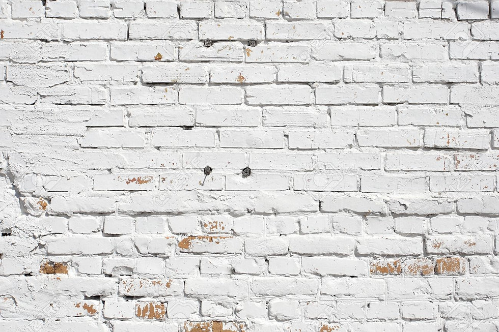 39643099-old-brick-wall-painted-with-whi
